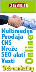 BUTOBU - Izrada web sajta, izrada internet prodavnice, SEO, internet marketing i reklamiranje