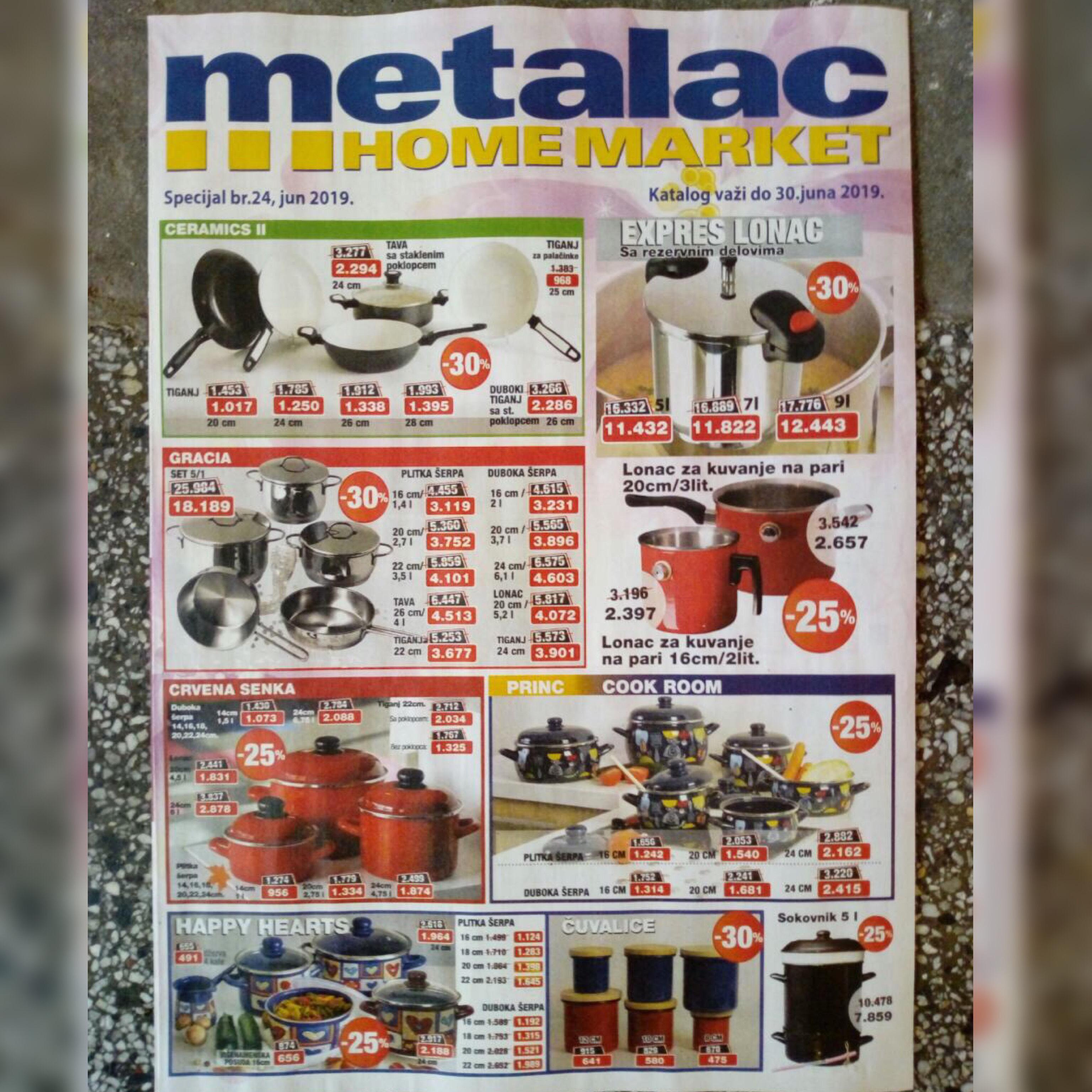 Novi akcijski katalog firme Metalac