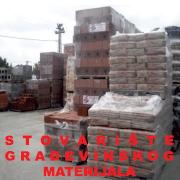 Veliki izbor građevinskog materijala!