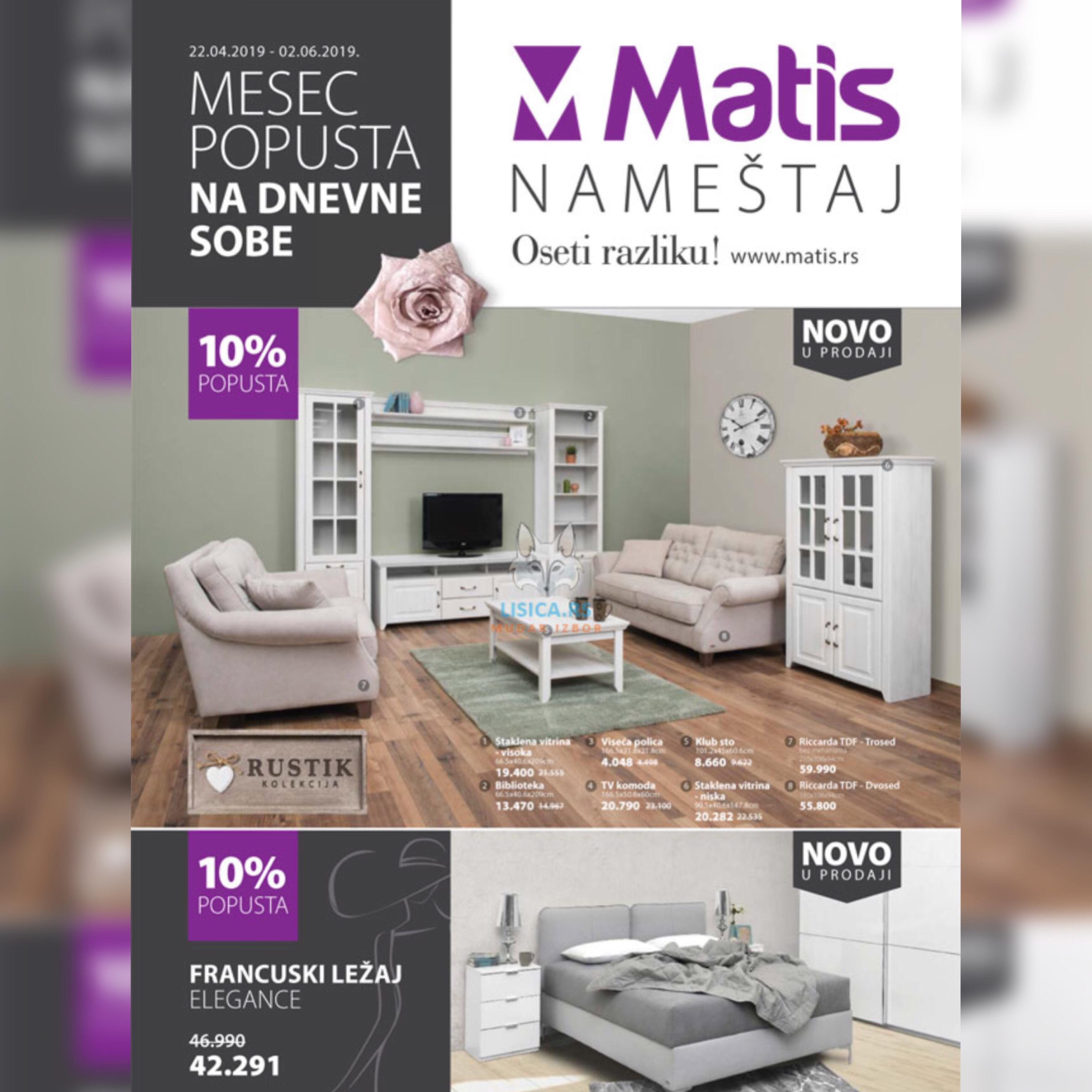 Ivanjičke firma Matis za područje Užica, Zlatibora , Sevojna i Čajetine.