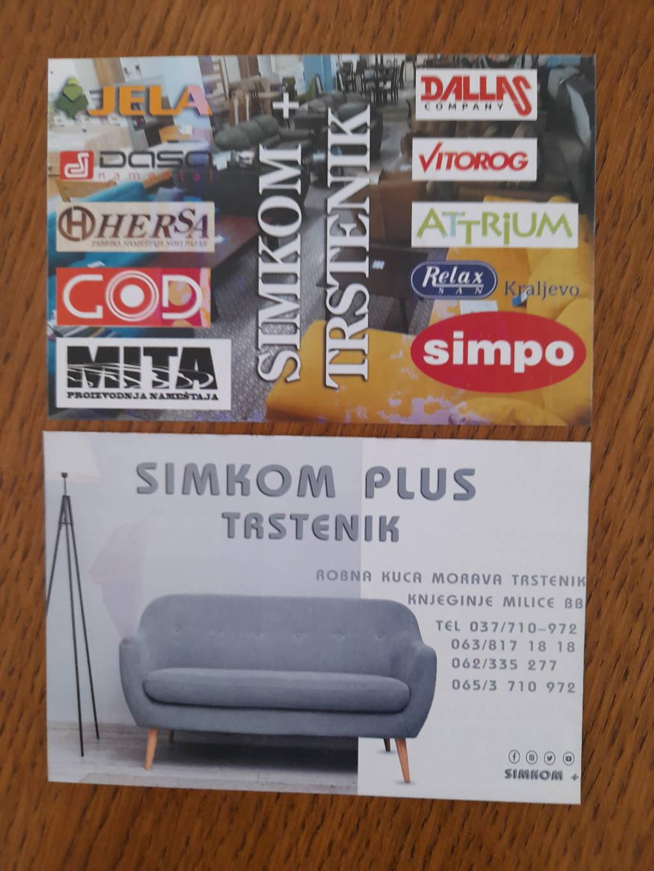 Podela i štampa flajera za SIMKOM PLUS