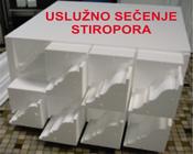 Sečenje stiropora