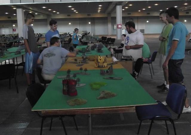 Evropsko timsko prvenstvo u stono strateškim društvenim igrama, Novi Sad