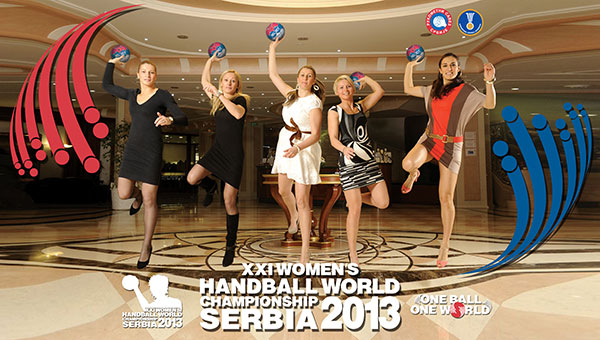 Svetsko prvenstvo u rukometu za žene, SPENS Novi Sad