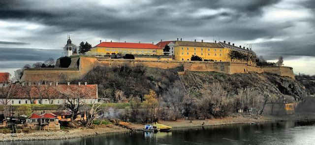 Petrovaradniska tvrdjava Novi Sad