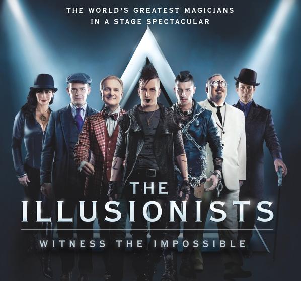 Iluzionisti - The Illusionists Novi Sad