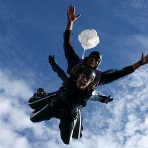 Skydive Novi Sad, skok padobranom