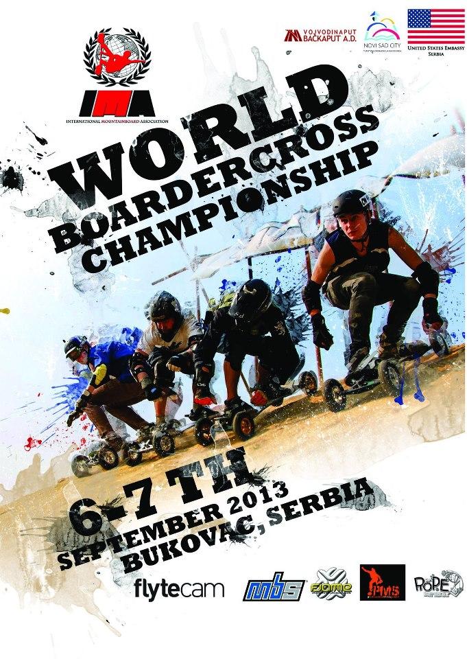 Novi Sad, svetsko prvenstvo u planinskom skejtbordu boardercross