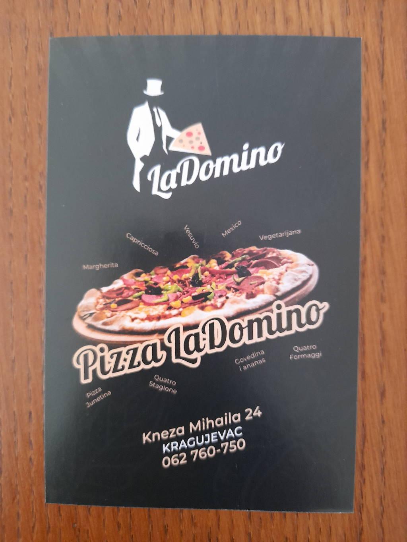 Podela i štampa flajera!!! Pizza La Domino Kragujevac.