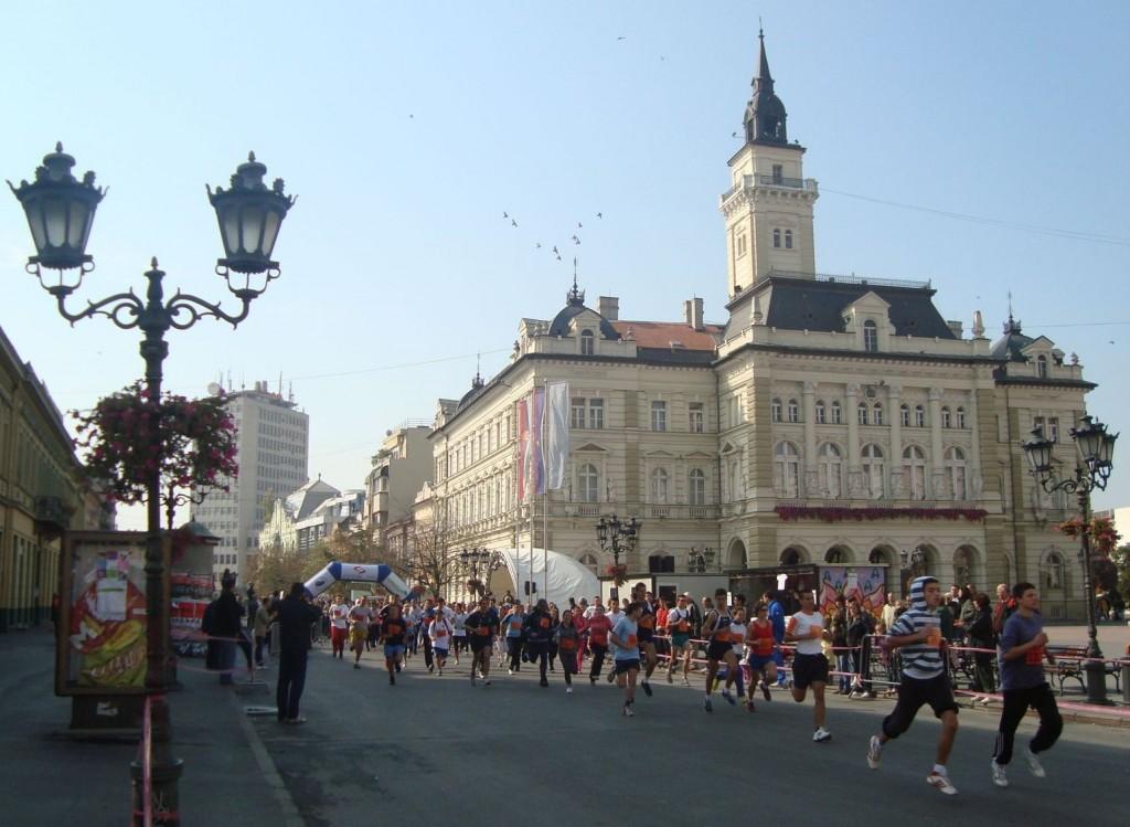 Maraton u Novom Sadu