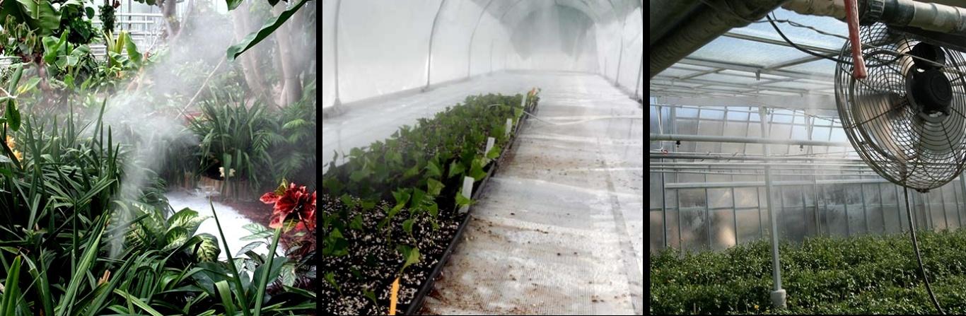 Plastenici - održavanje optimalne temperature i vlažnosti