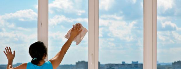 Pranje prozora i staklenih površina