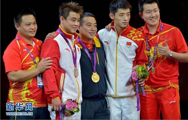 kineska reprezentacija na olimpijadi