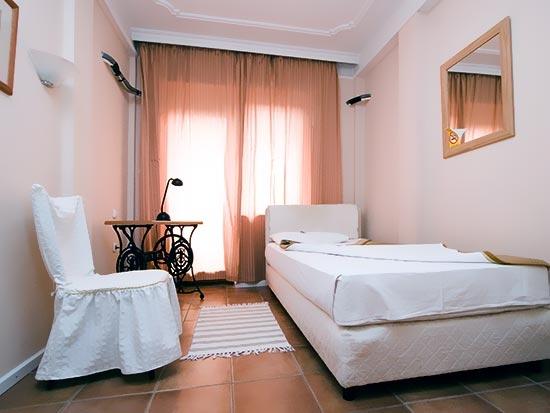 jednokrevetna soba hotel rimski