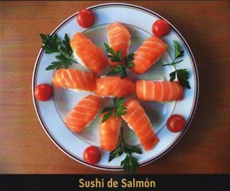 Suchi de Salmon