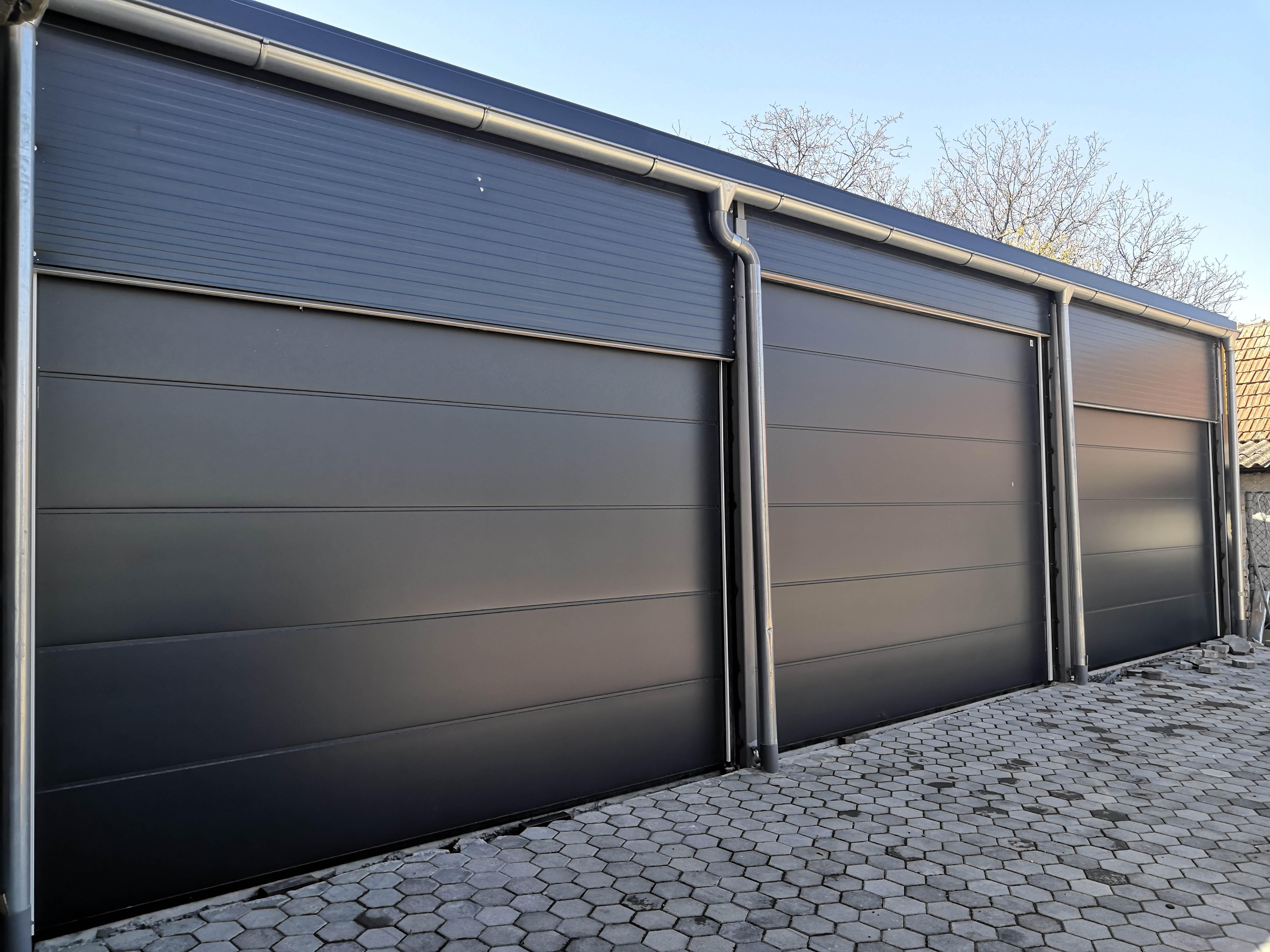 Garažna vrata SECUR