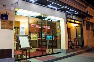 Hotel Planeta Inn Novi Sad