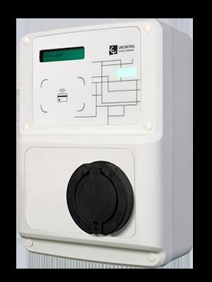 AC Wallbox punjač - Wallbox - Smart-circontrol