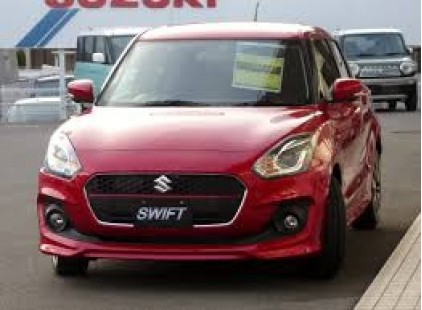Suzuki Swift 1,2 Dualjet