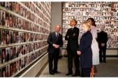 Museum dedication honors loss and heroism on Sept. 11