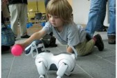 Robot dogs capable of forming emotional bonds, maker claims