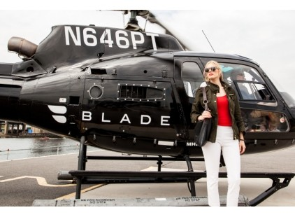 App offers crowdsourced Hamptons helicopter rides