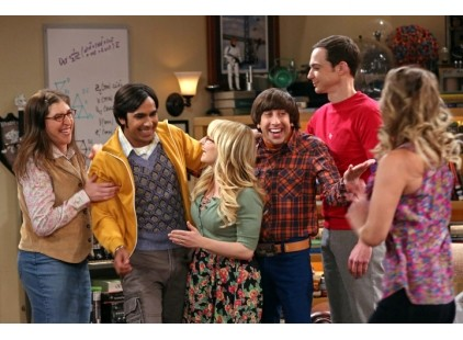'Big Bang Theory' named TV's top scripted series