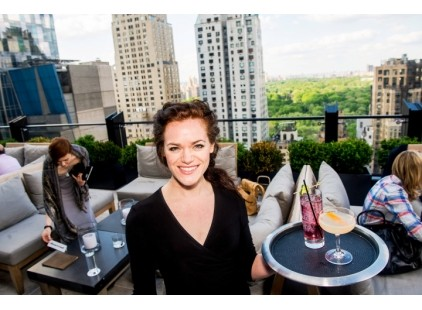 Enjoy your drink with a view at 5 buzzy new NYC rooftop bars
