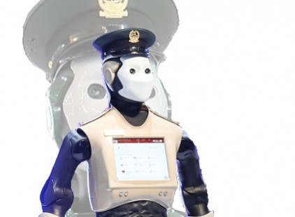 Robocop the crime-busting android starts work in Dubai