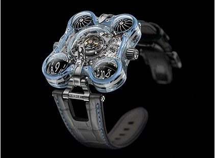 Introducing: The MB&F HM6 Alien Nation