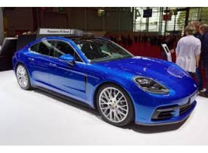 The 2018 Porsche Panamera Turbo Turismo is here