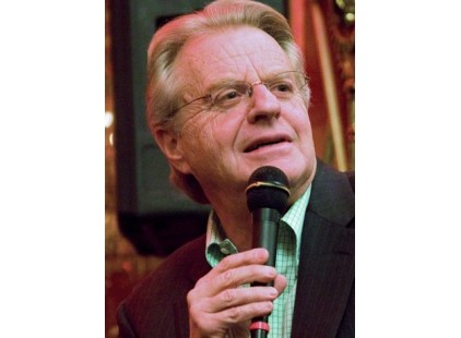 The untold truth of Jerry Springer
