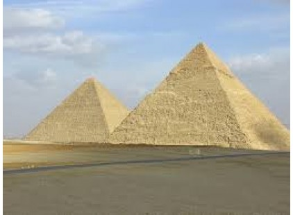 Bizarre things discovered inside pyramids