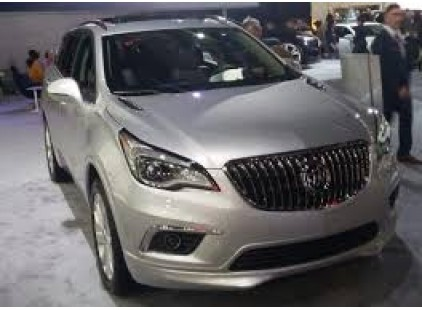 2019 Buick Envision first drive:Premium for power