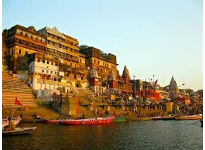 INDIA'S HOLIEST CITY TRIED 'PRO-POOR' TOURISM