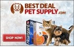 Bestdealpetsupply.com has a new offer available to you - Get free shipping with coupon code ORDER40
